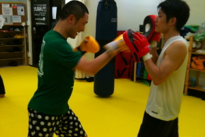 キックボクシング